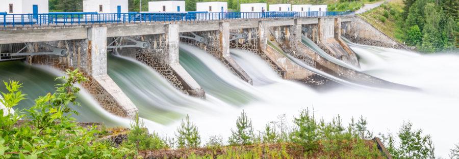 Norwegian Hydroelectric Power sustainAX