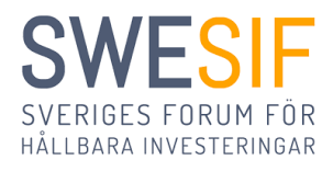 sustainAX joined Swesif -- Swedens Sustainable Investment Forum